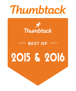 Tracy's Tucson Catering - Thumbtack Award