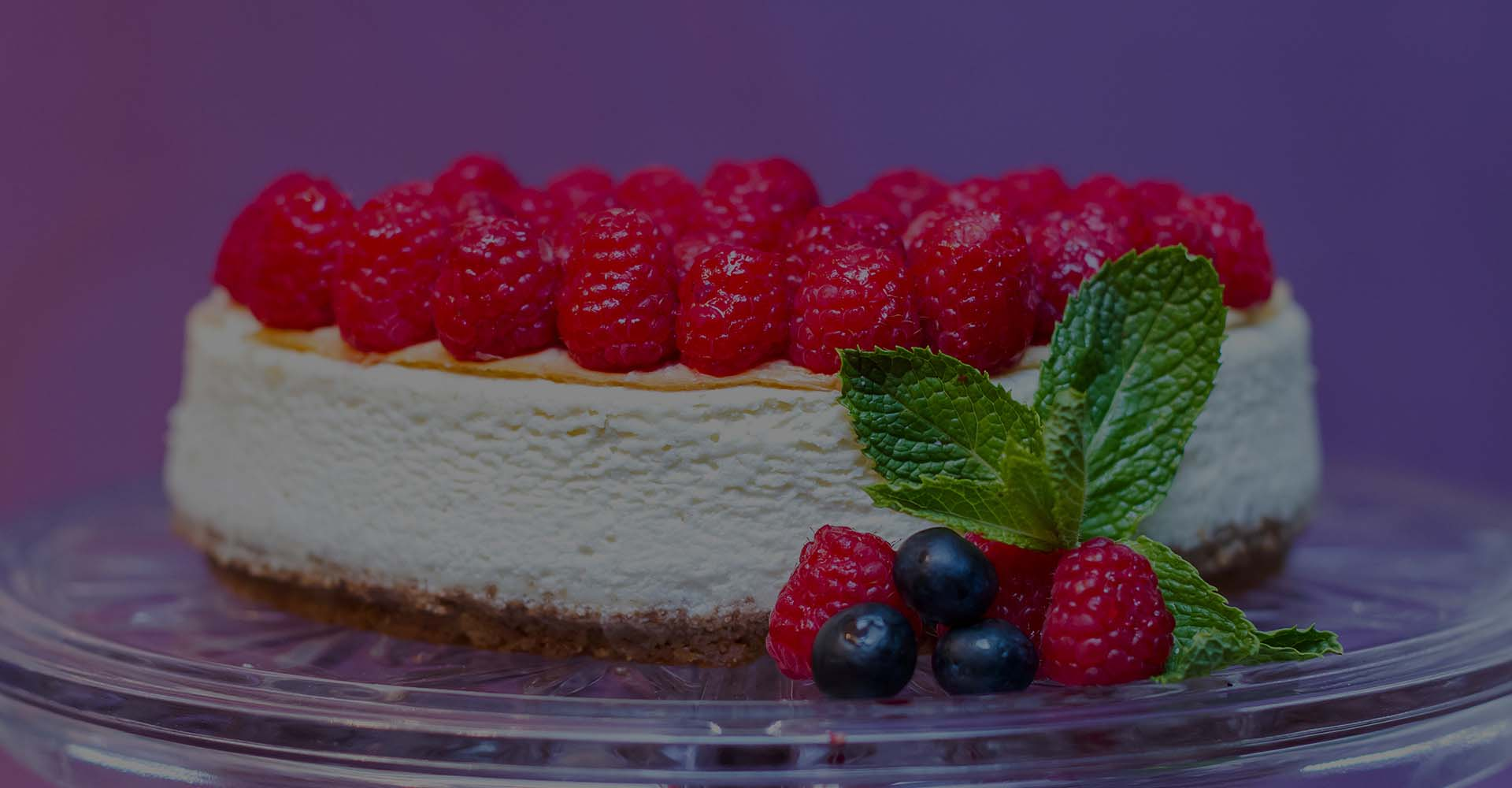 Sugar free cheesecakes and custom catered desserts